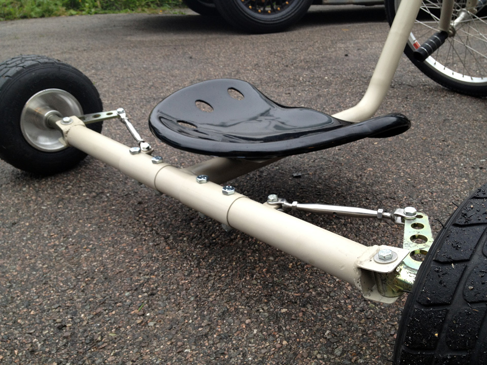 how to build a drift trike plans